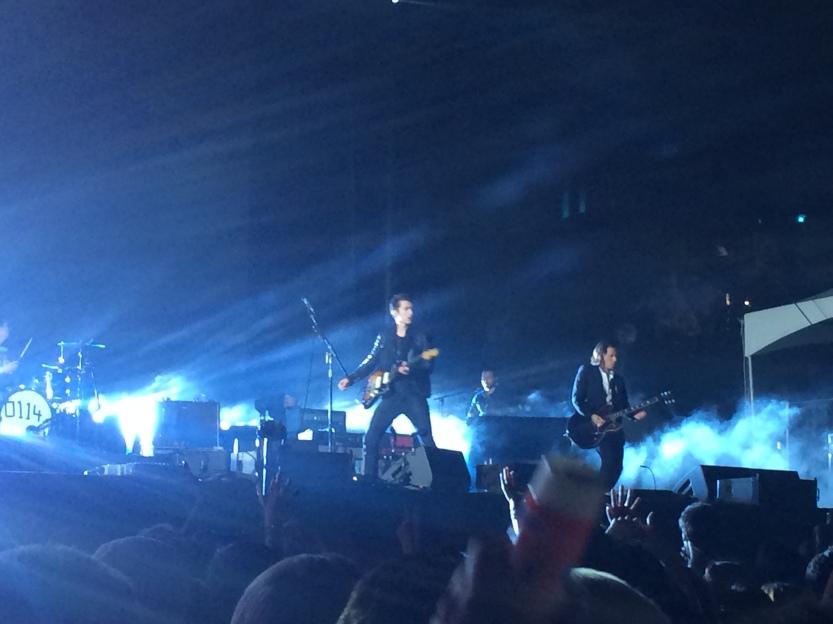The Arctic Monkeys!