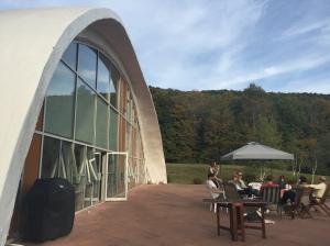 Half-dome, East Coast style